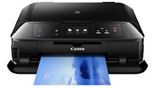 Canon PIXMA MG7750 Driver Free Download