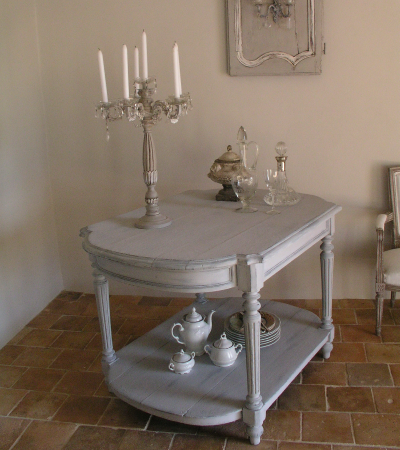 Boiserie c mobili ri dipinti 30 idee stupende dal mondo dei blog - Peinture a essuyer liberon ...