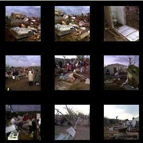 Angeblicher Tornado in Ficksburg, Südafrika zerstört 1000 Häuser und hinterlässt Verletzte - ein Todesfall gemeldet, 2011, aktuell, Off Topic, Oktober, Sturmschäden, Fotos Fotogalerie, Tornado, Tote Todesopfer, Video,