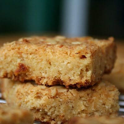 *All in my Cottage* My personal blog: Oatmeal Shortbread ...