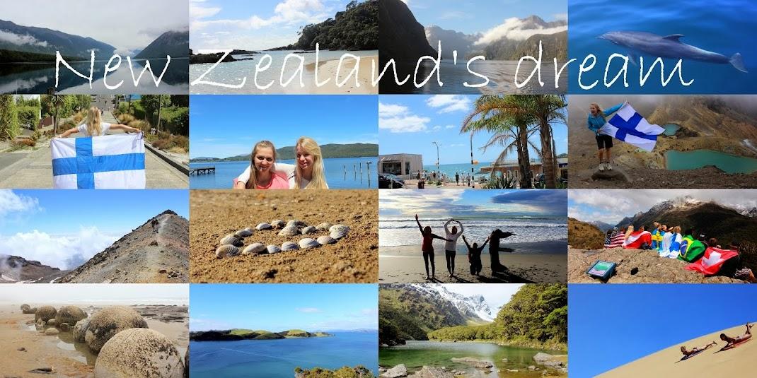 New Zealand's dream