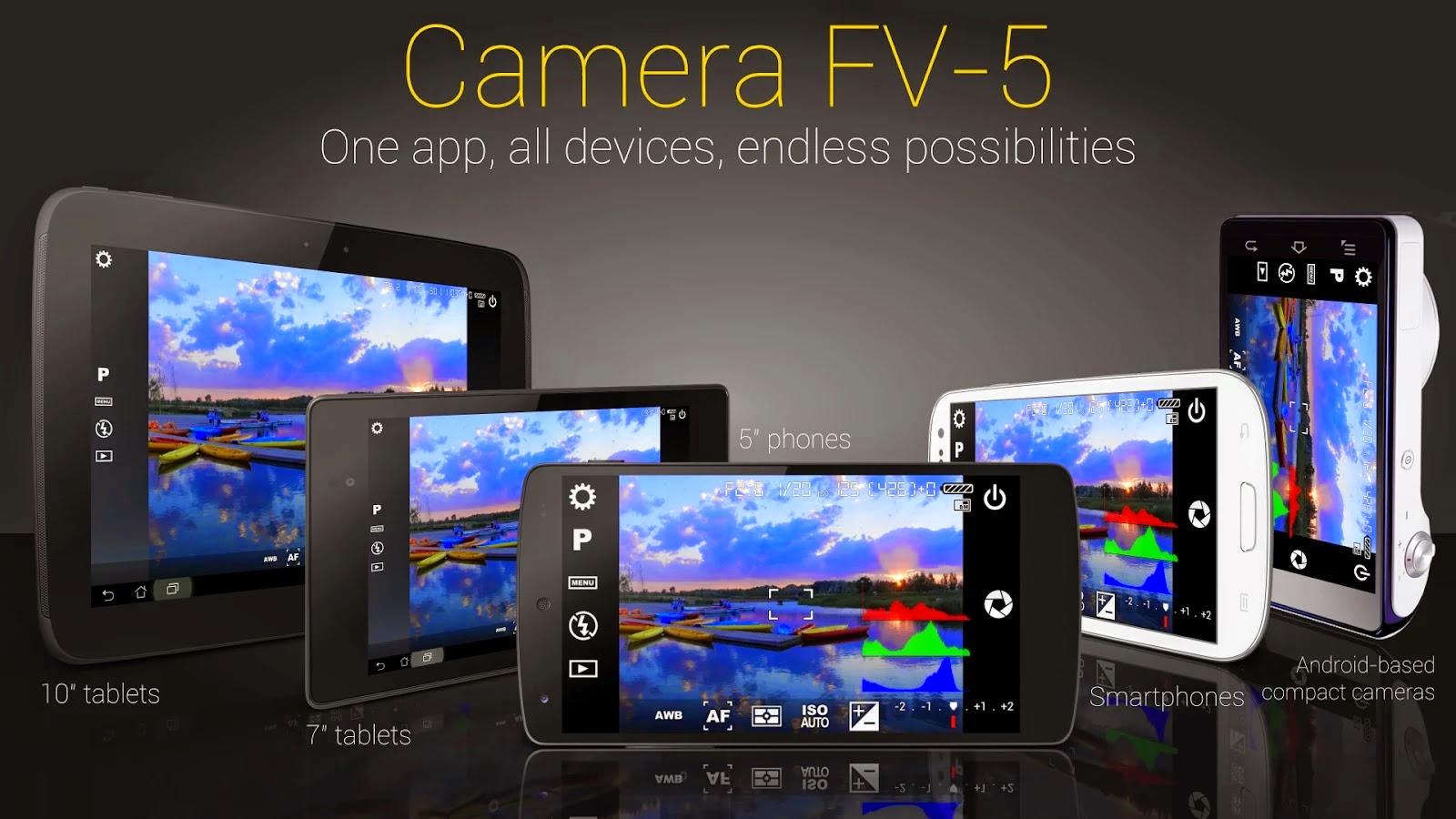 Camera FV-5 v1.75 build 75 APK