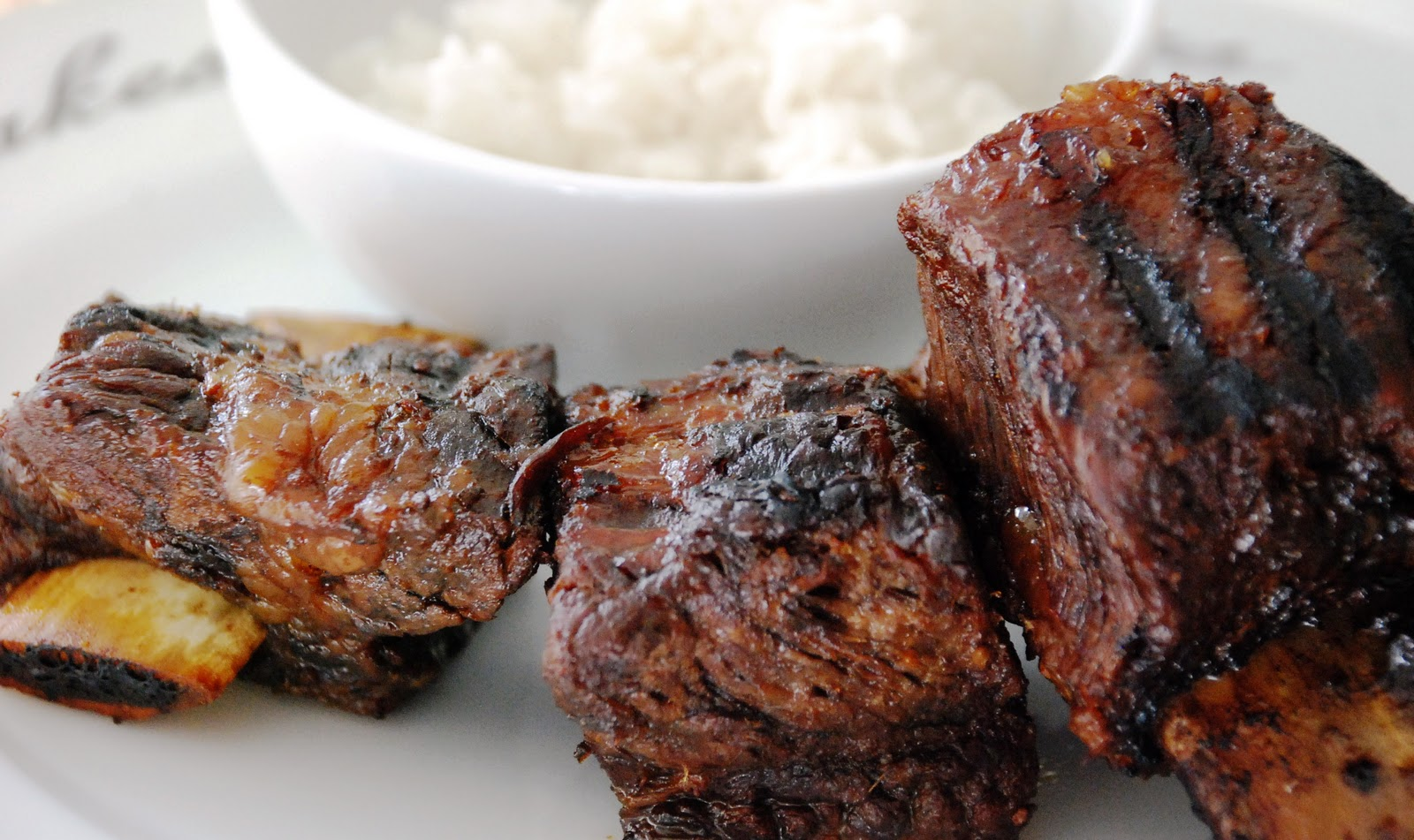how to cook beef flanken ribs on the grill