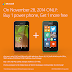 [PROMO ALERT] Buy a Nokia Lumia 530 Dual SIM for only Php3,990 and get another 1 for FREE!