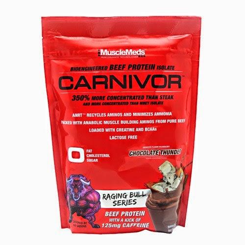 Carnivor_Raging_Bull_Series