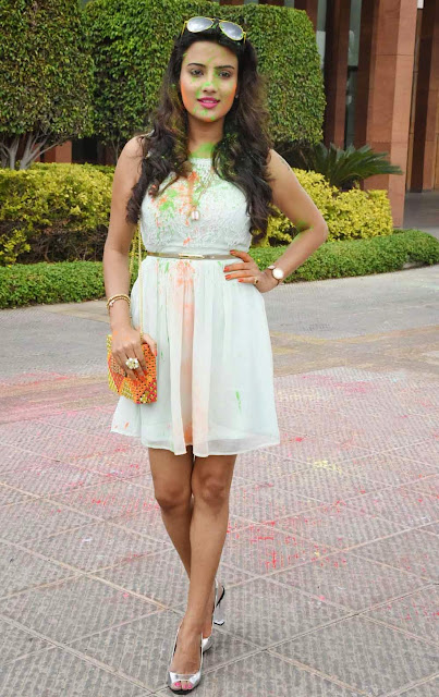 Jyoti Seth Holi Celebrations at Novotel 7.jpg