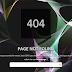 Membuat Error Page 404 Animasi Glazing Ribbon
