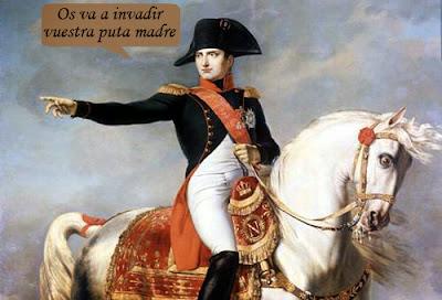 """""""burocracia"""", """"Napoleón"""", """"papeleo"""""""