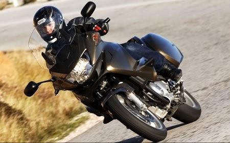 Honda Deauville Bike HD Wallpapers