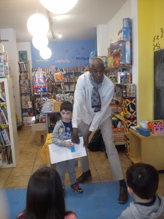 Taller ChocoCUENTOS en la Librería Leolo de Valencia