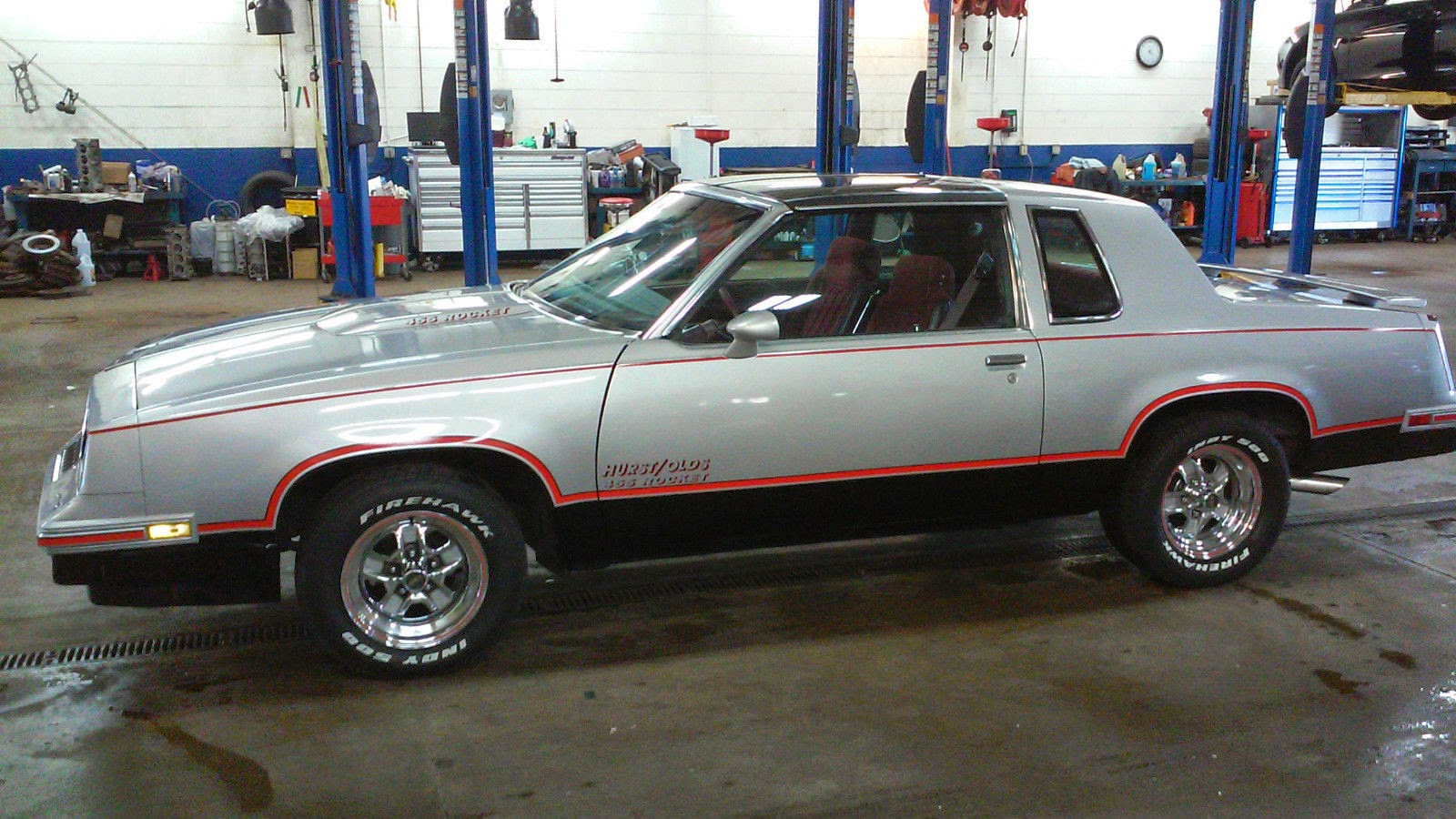 10k: Lightning Rocket: 1984 Oldsmobile Cutlass Hurst/Olds 442