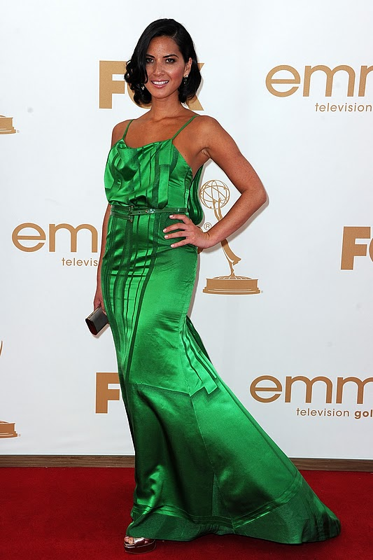 Olivia Munn - 63rd Primetime Emmy Awards in Los Angeles