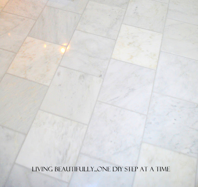 Let me tell you  we drove pretty far to get this tile  We saw a sale  and  managed to get the tile on sale for  5 a sq ft  1 2 price. Living Beautifully   One  DIY  Step At A Time  Master Ensuite