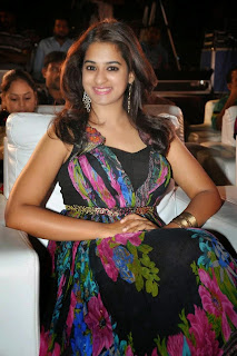 Actress Nanditha Raj Latest Pictures at Ramleela Movie Platinum Disc Function 3