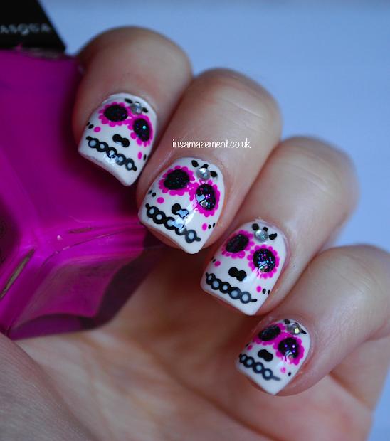 1000 ideas skull nails