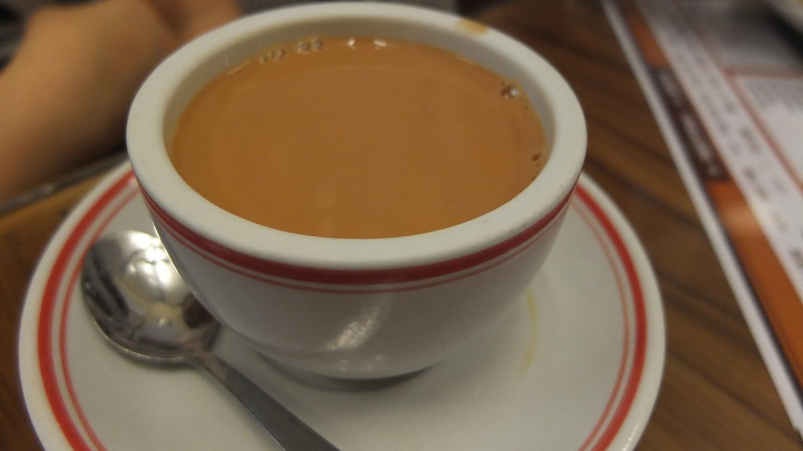 跑馬地 祥興咖啡室 老字號 明星 茶餐廳 奶茶