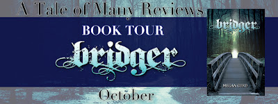 Review and Giveaway- Bridger by Megan Curd (Blog Tour)
