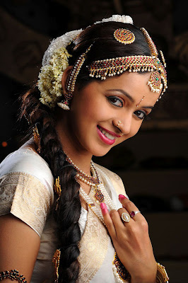Actress Bhavana Dancing Poses