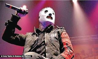 News : « Le réveil de Slipknot » selon Métro