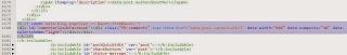 código caja facebook