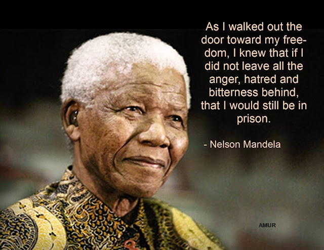 Nelson Mandela and Forgiveness
