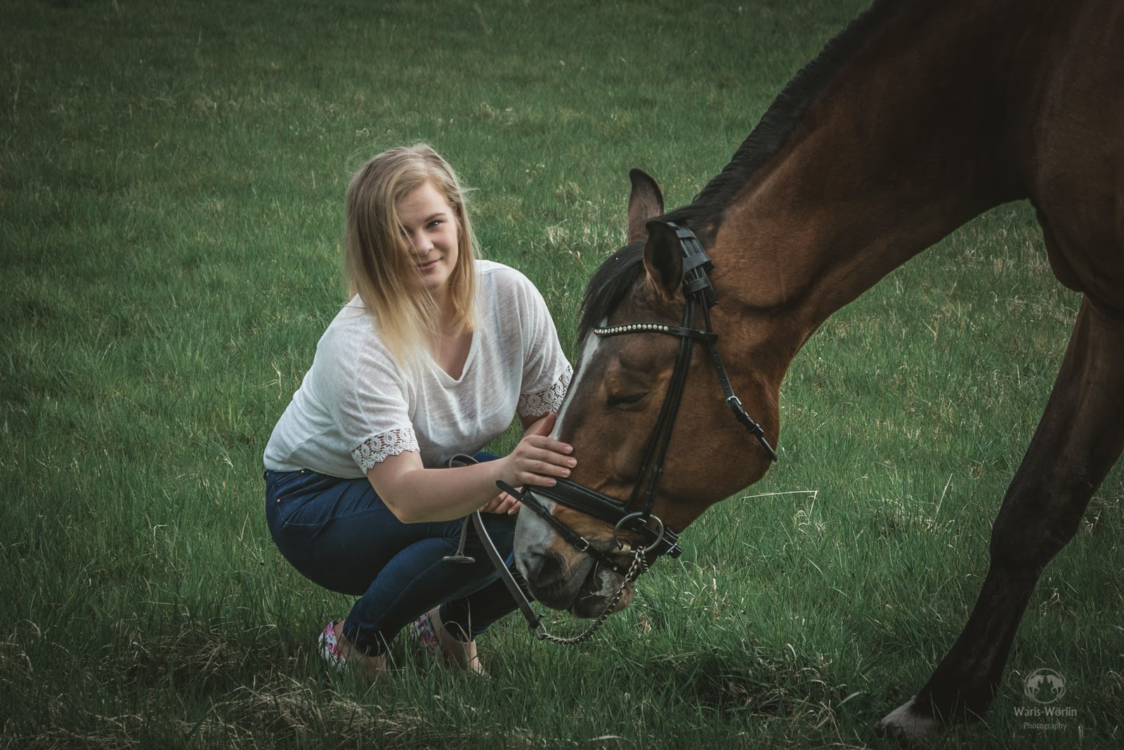 Roosa's Horsey Life: Physio