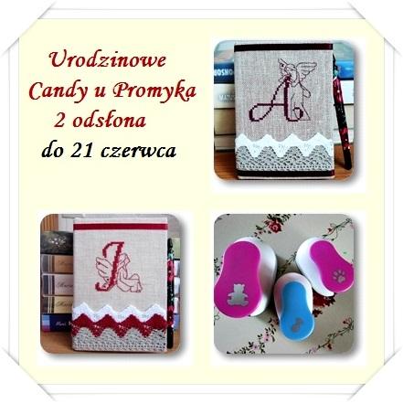 Urodzinowe Candy u Promyka
