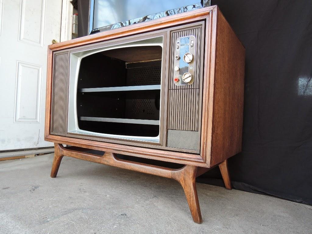 Repurposing Vintage Television Sets