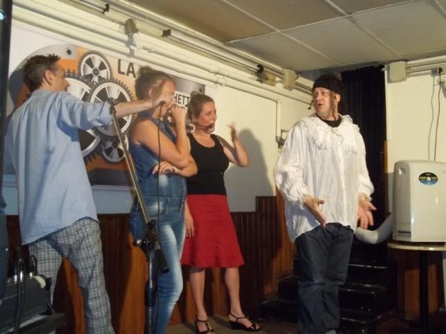 Cabaret e beneficenza a Milano, giovedì 5 settembre all'ARCI Turro di Milano