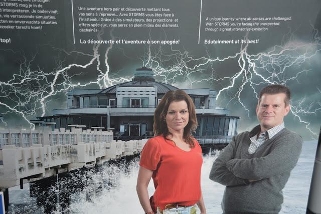 Blankenberge Pier Storms