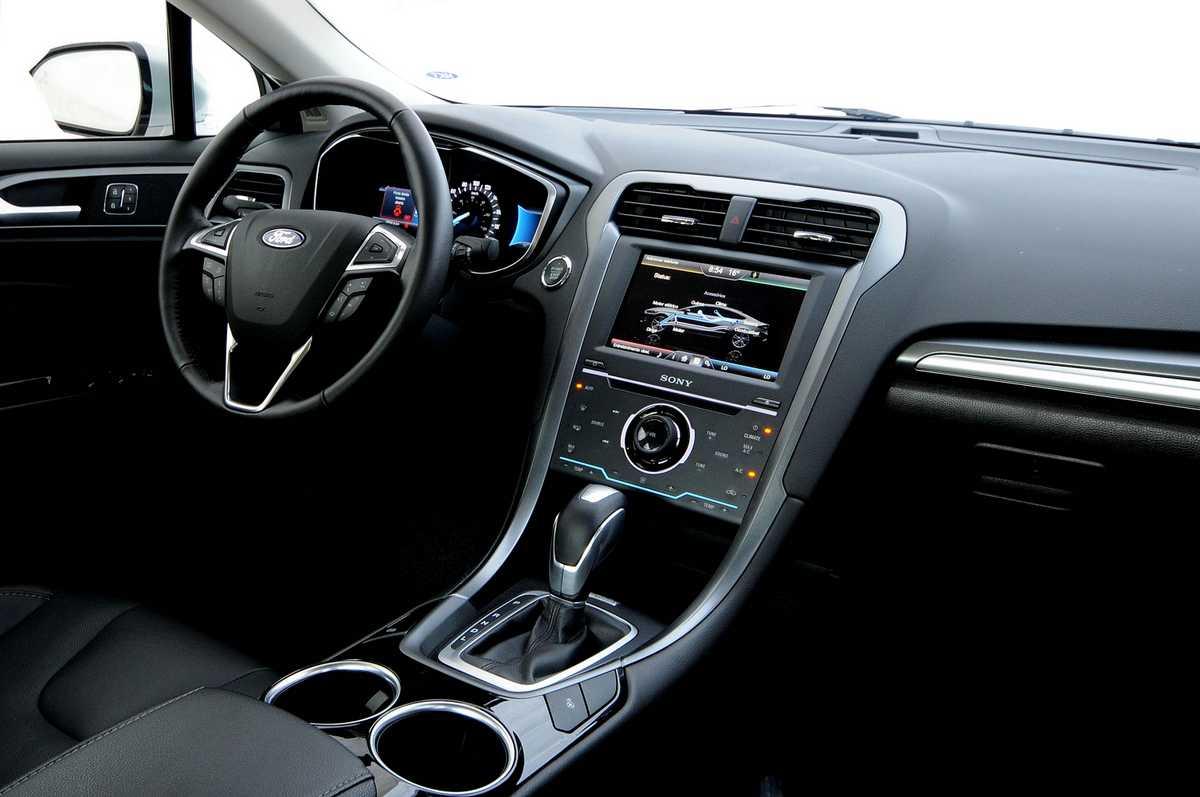 2014 Ford Fusion Interior | DiyMid.com