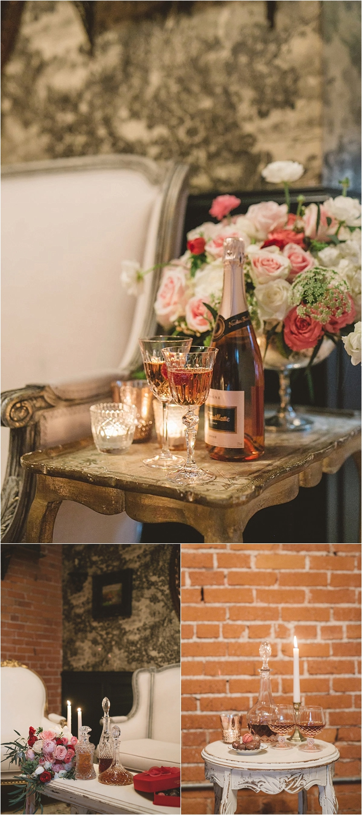 Elegant and Romantic Pink Wedding Inspiration