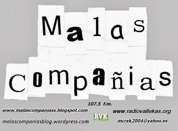 MALAS COMPAÑIAS