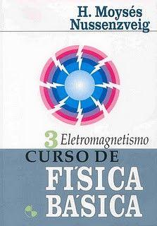 Livro Curso de Física Básica 3 Eletromagnetismo Moyses