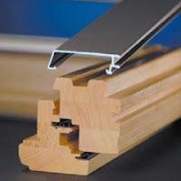 Remmers okna aluminiowo - drewniane