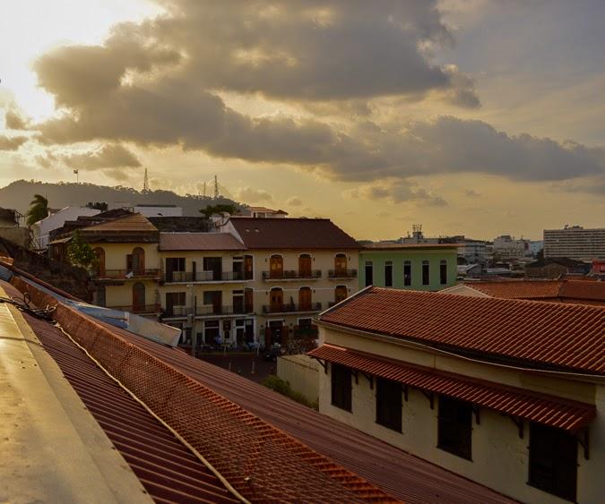 Travelling Casco Viejo Panama