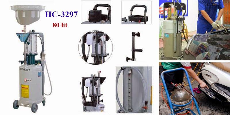 Máy hút dầu thải HC-3297