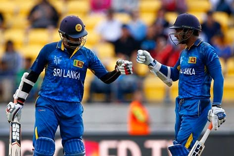 Sri Lanka beat England by 9 wickets