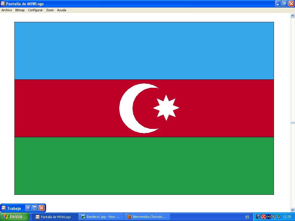 LAMINAS PARA COLOREAR - COLORING PAGES: Mapa y Bandera de Azervaiyan ...
