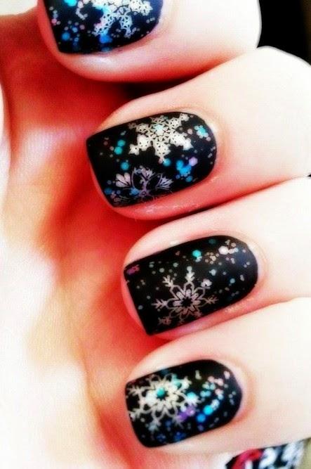 cute winter nails, cute winter nail designs, winter nail, winter nails 2015, winter nail art ideas, winter nail polish