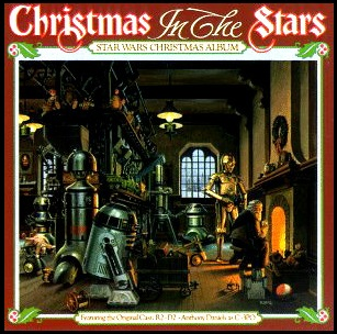 Christmas in the stars, disco navideño de Star Wars