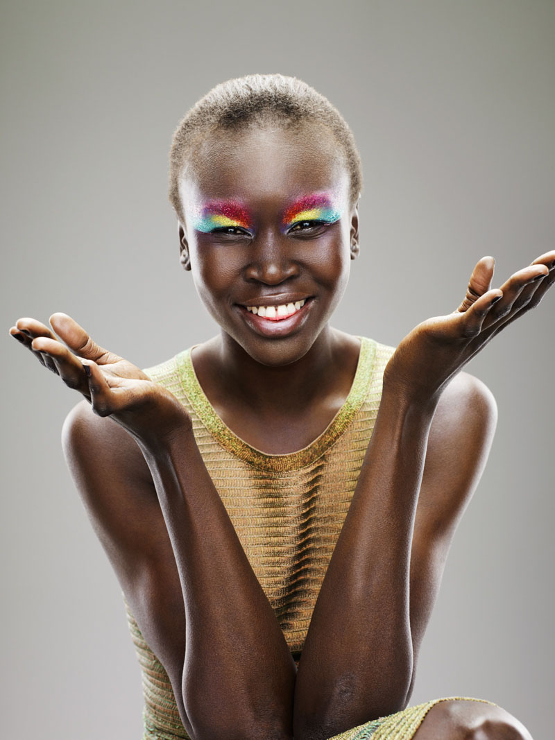 Alek Wek pictures. Check out the latest pictures, photos and images of Alek Wek. Updated: September 10,