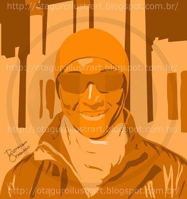 Rodrigo Otaguro - vetor de imagem pessoal