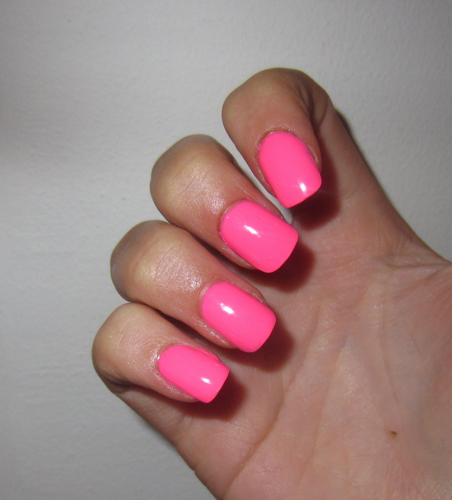 28 extraordinary Pink Fake Nails – ledufa.com
