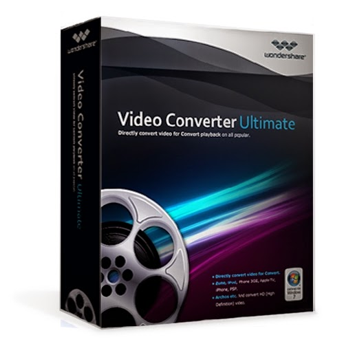 Wondershare Video Converter Ultimate 8.0.4.0 Multilingual incl Crack