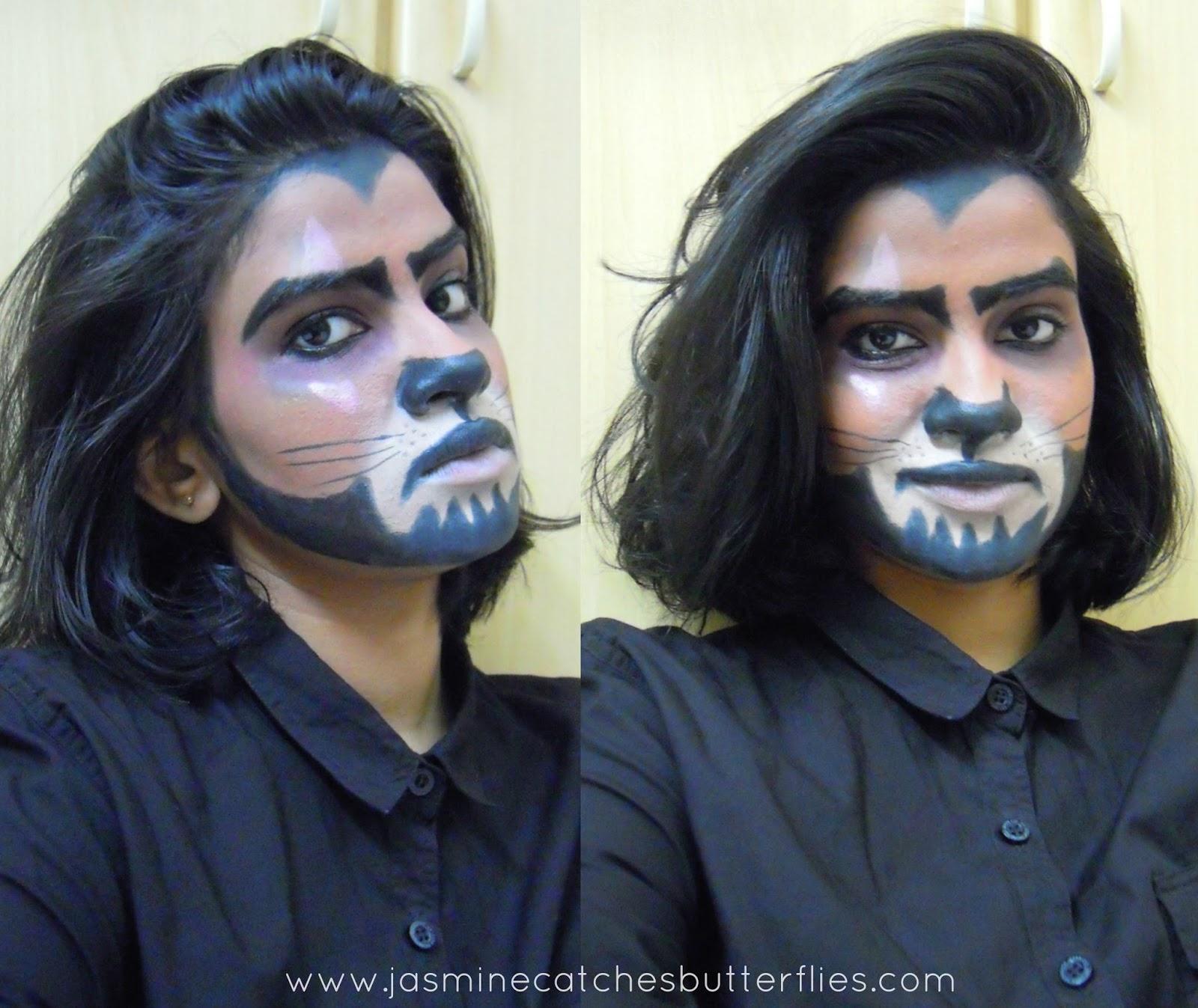 disney halloween makeup: scar