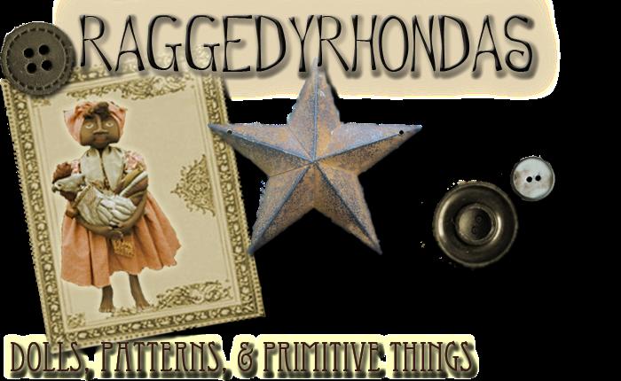 Raggedy Rhondas Selling Blog