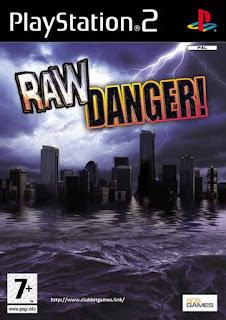 Link Raw Danger ps2 iso clubbit