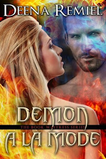 demons ala mode, demons, books, paranormal romance, bargain books,