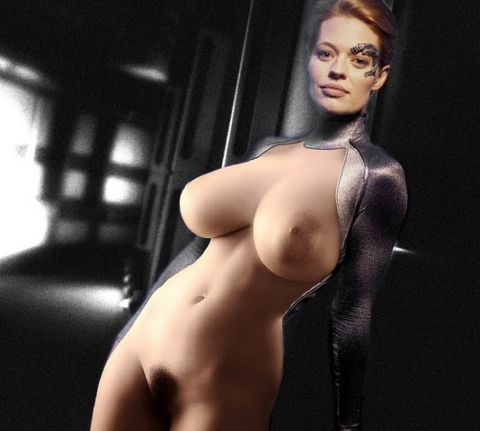 Authoritative seven of nine sex that
